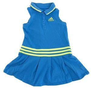 Adidas Tennis Dress Girls 24 Month Sleeveless